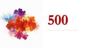 500 - Brofind S.p.a.