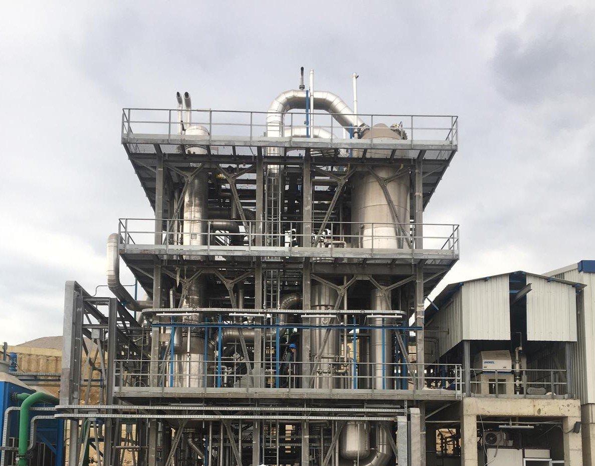 Impianti trattamento acqua ZLD