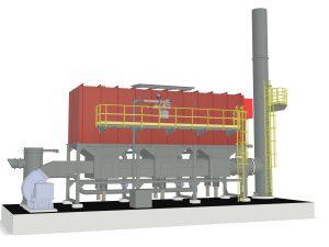 Rto Tre Camere Disegno 3D Scaled 1 - Brofind S.p.a.