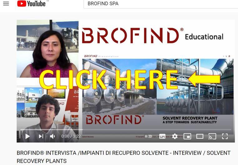 Intervista Recupero Solvente - Brofind S.p.a.